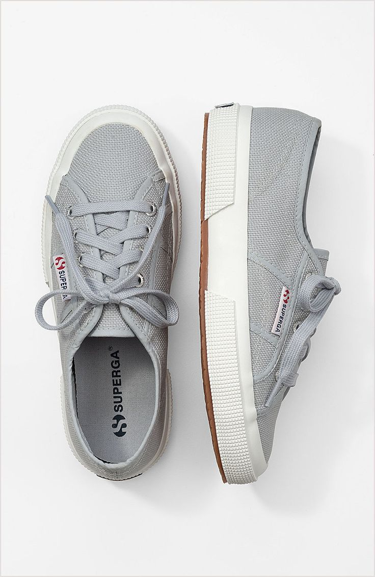 Superga® classic sneakers from J.Jill. Try grey!!