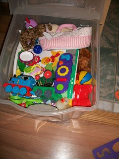 Homeschooling with a Toddler – Rotating Toy Boxes | Eclectic Homeschooling