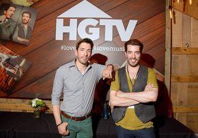 Drew Scott Jonathan Scott Photos: HGTV'S The Lodge At CMA Music Fest - Day 3