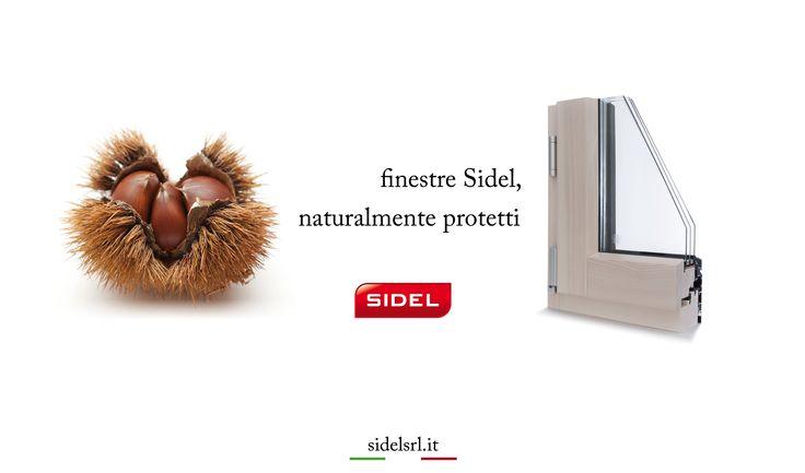 #naturalmenteprotetti con la finestra in legno alluminio di @sidelsrl