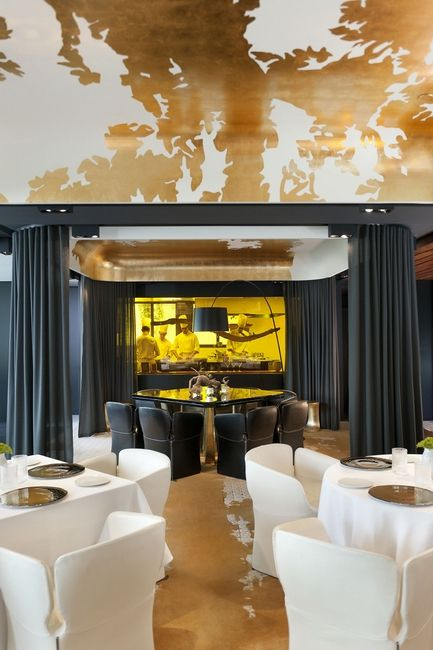 CEILING Restaurant Moments At Mandarin Oriental Barcelona By Hotel Group