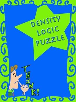 Free for a limited time! This logic puzzle is great for helping your students practice the skills of calculating density and manipulating the unknown variable in order to find mass or volume. Also included is a sheet of common metals. The instructions for the puzzle ask the students to identify the type of metal each block is created from after the densities have been calculated.