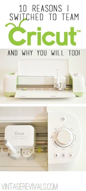 Meet The Cricut Explore: 10 Reasons I Switched To Team Cricut