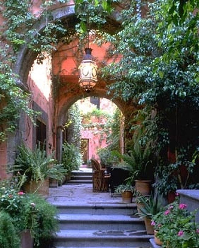 17 Best Ideas About Courtyard Entry On Pinterest