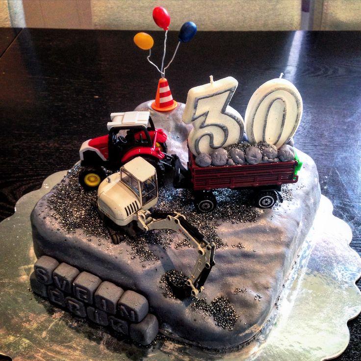 Birthday cake  Big 30