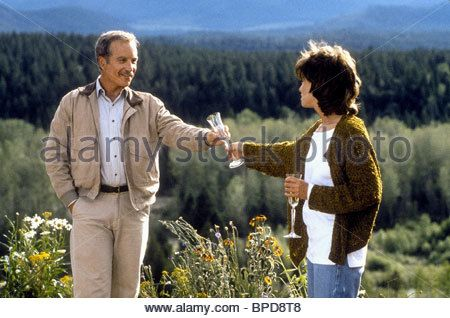 Holly Hunter & Richard Dreyfuss Always (1989 Stock Photo, Royalty ...