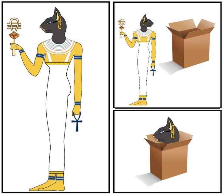 ancient-egyptian-cat-gods-are-still-cats-the-allure-of-a-box-1464040151.jpg (811×708)