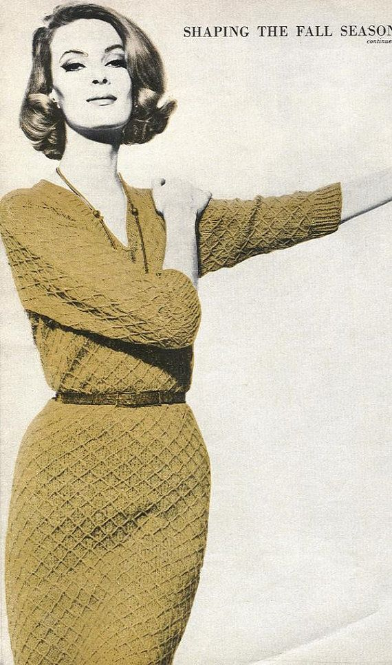 Vogue Knitting 1961