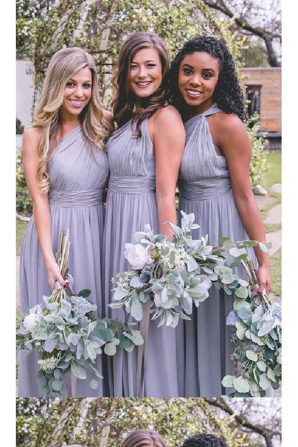 b76070d0318 Grey Bridesmaid Dresses  GreyBridesmaidDresses