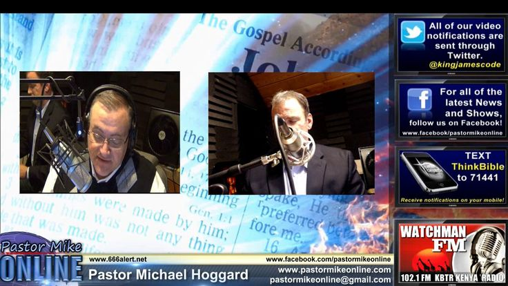 Pastor Mike - Chris Pinto - LIVE Special episode of Pastor Mike Online with Chris Pinto, discussing his documentary films. We discuss the Kinsey Report that brought forth the sexual revolution, The Bible manuscript debate, synthetic DNA, and much more!
