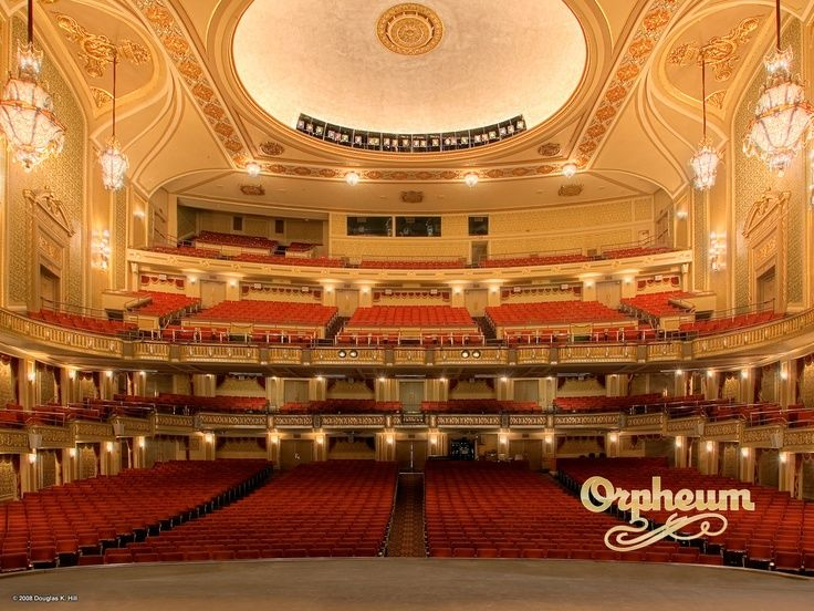 Inside The Orpheum Theater Stunning Memphis