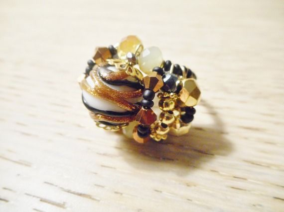 25+ best bague DIY images by bijoux fashion on Pinterest Rings - tour a metaux fait maison