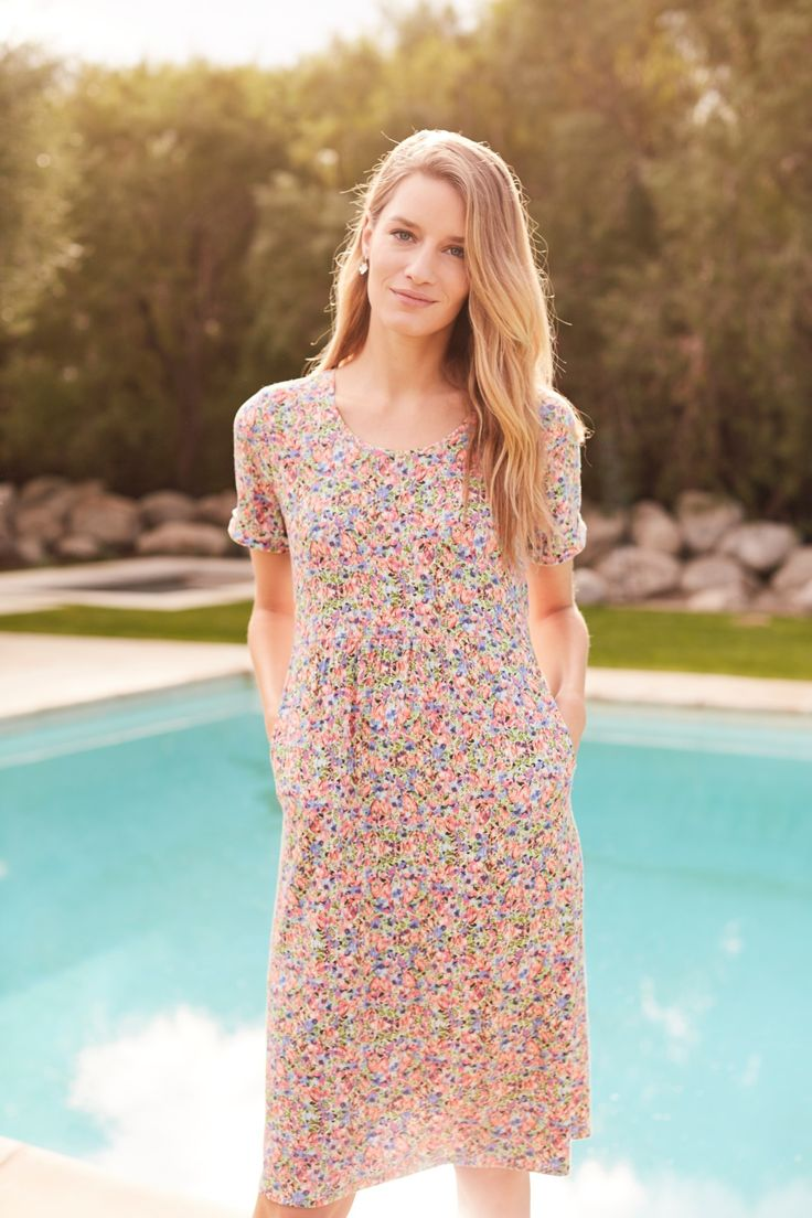 Designer just jill summer dresses