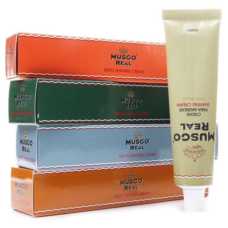 Musgo Real Men's Shaving Cream