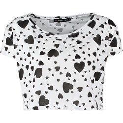 Even&Odd Tshirt z nadrukiem white