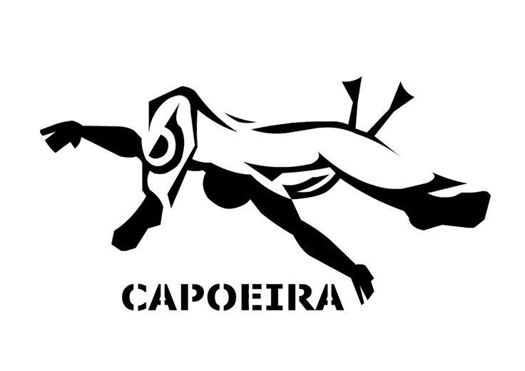 DeviantArt: More Like Poster Capoeira by radona