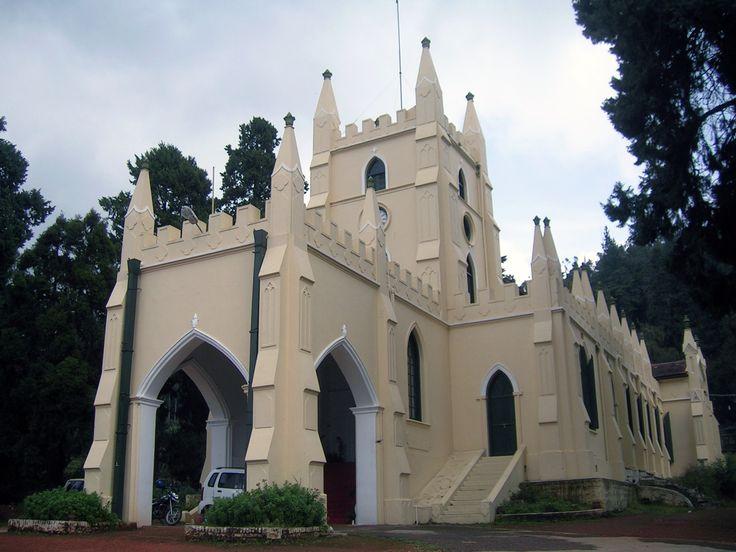 Saint Stephen Church - Ooty
