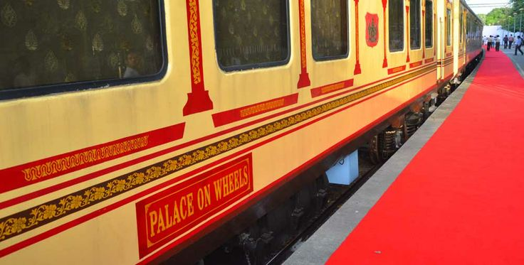 PALACE ON WHEELS 8 Tage / 7 Nächte durch Rajasthan