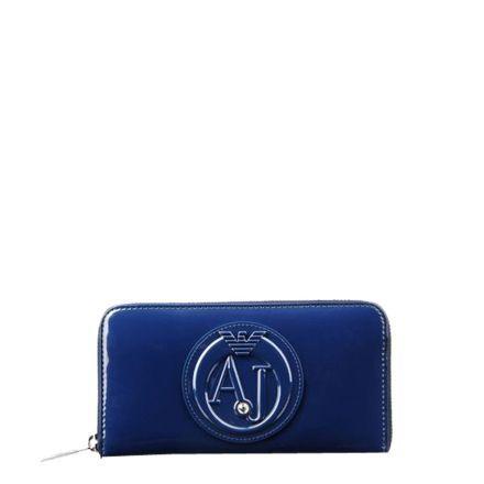 Portefeuille Armani Jeans / Portafoglio / Bleu Marine
