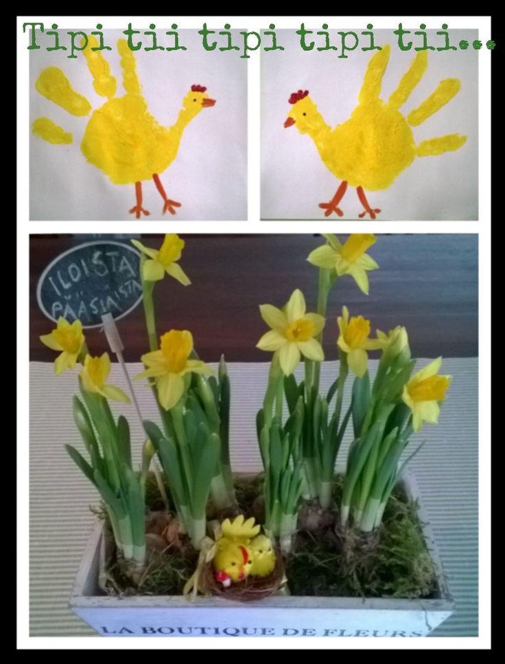 Iloista pääsiäistä!