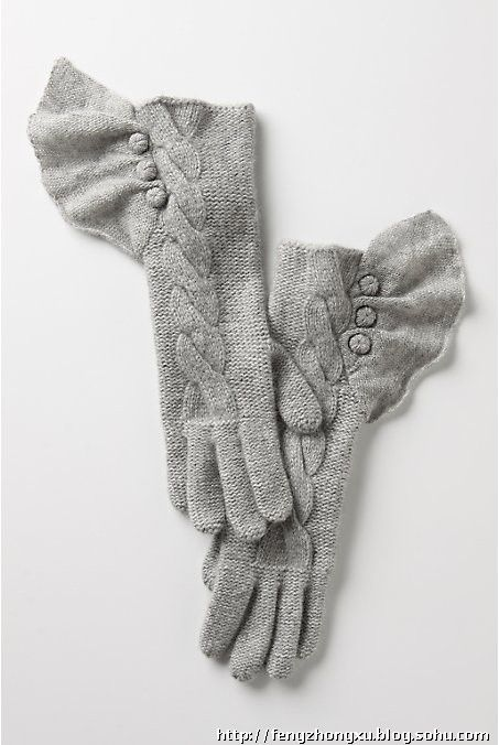 hand knit gloves                                                                                                                                                                                 More