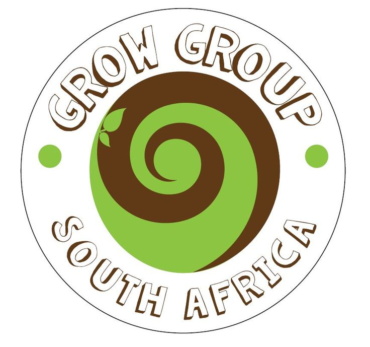 Grow Group South Africa has a logo #SouthAfrica #helloWorld #trees #seeds #milliontreecampaign #growgroup #southafrica #helloworld