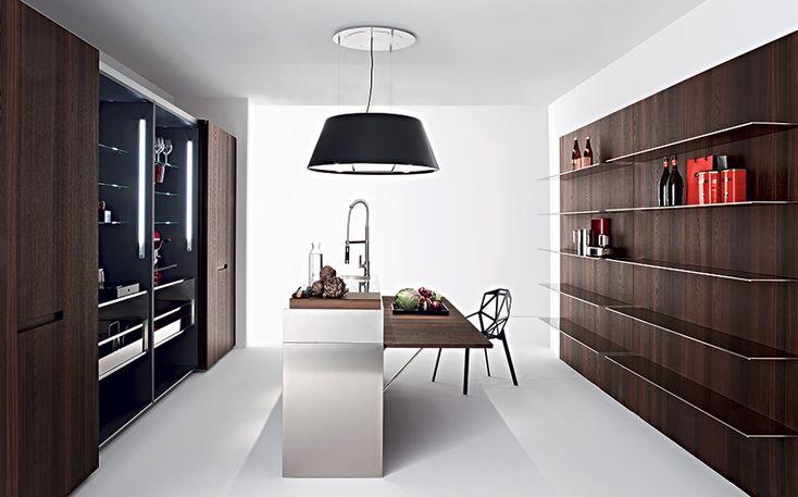 Slim: cucina moderna e contemporanea di Elmar