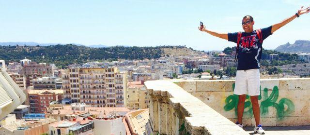 Cagliari dal Bastione