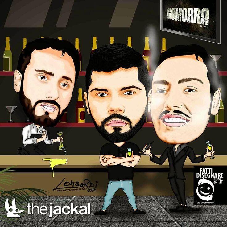 #Illustrazione dei the JackaL #thejackal #parodia #gomorra #divertente #happt #Smile #GiuseppeLombardi #FattiDisegnare #Caserta #Campania #CE #ArtWort #Art #Illustration #Sketch #graphic MO C' PENZ... M' VAC' A FA' NA' PISCIAT' E C' PENZ!!!