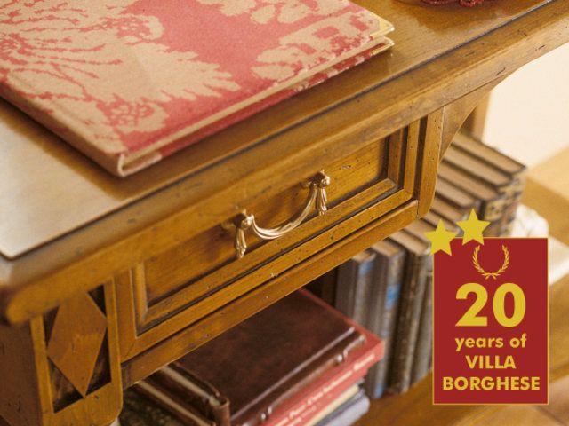Бестселлер итальянской фабрики Selva, коллекция Villa Borghese, отмечает свой 20-летний юбилей!