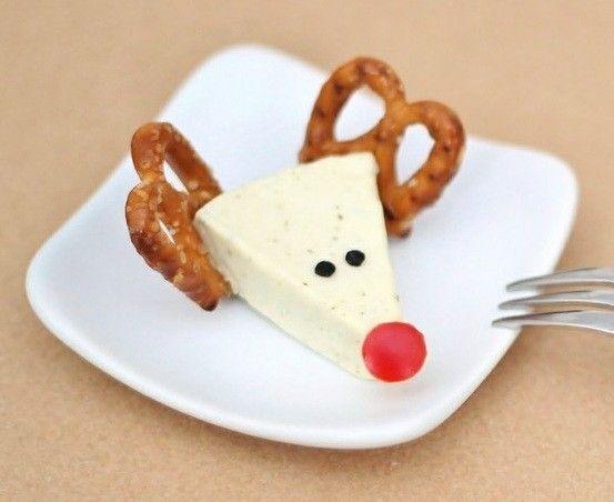 L'antipasto è un topolino di formaggio