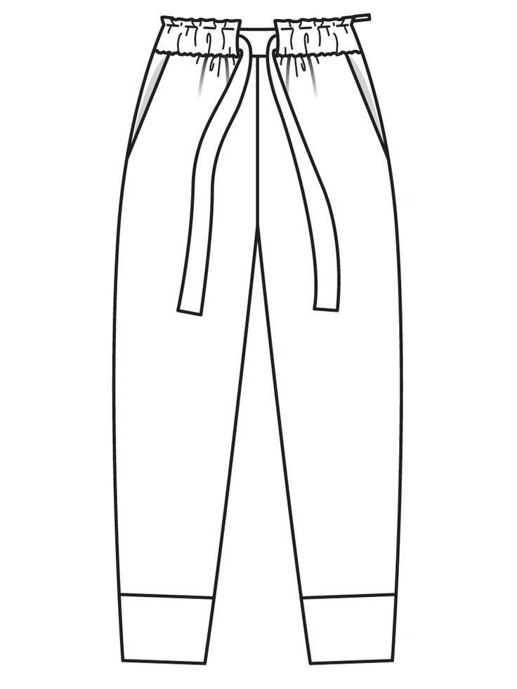 саг тёте спортивные штаны рисунок думали, что холостяк