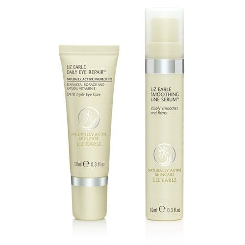 Round-the-clock eyecare Liz Earle