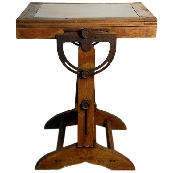 Best 25 Industrial Drafting Tables Ideas On Pinterest