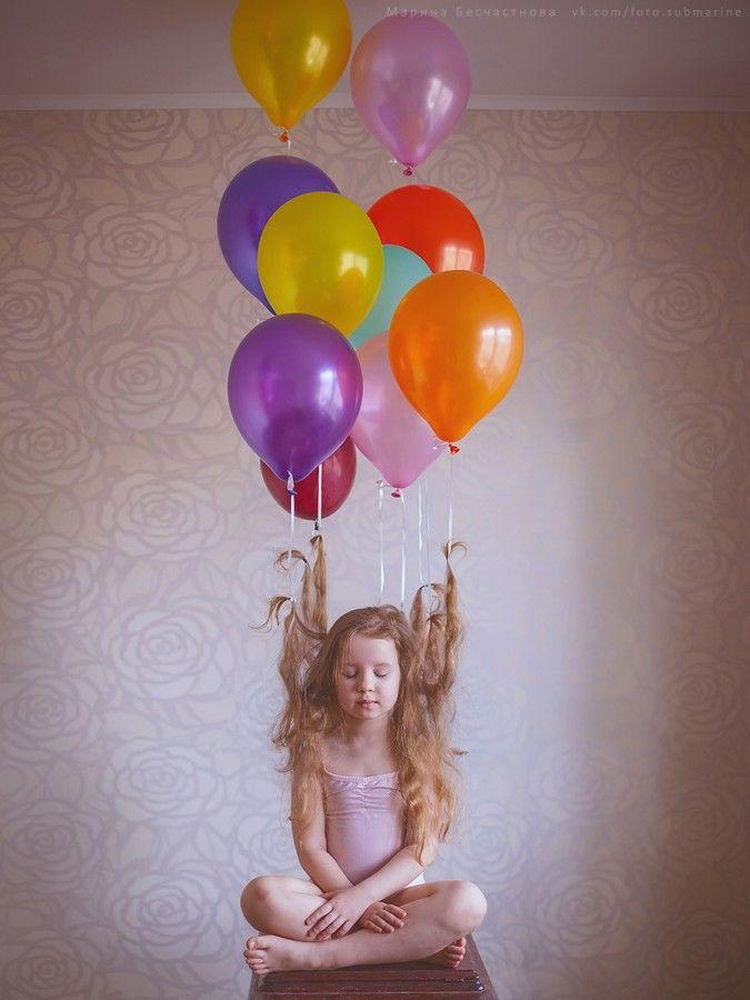 фотосессия с шарами воздушными дома объект вместил семь