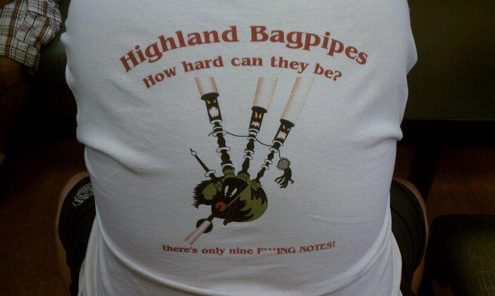 How to play the bagpipes: Part 1 - YouTube