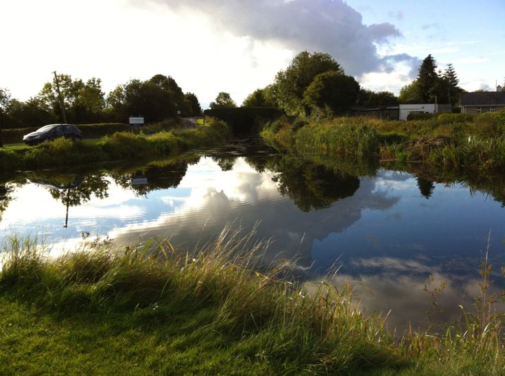 Grand Canal, Barrow Line