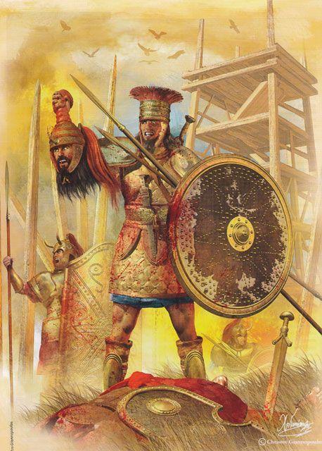 The Greek Age of Bronze - Figurines & Art
