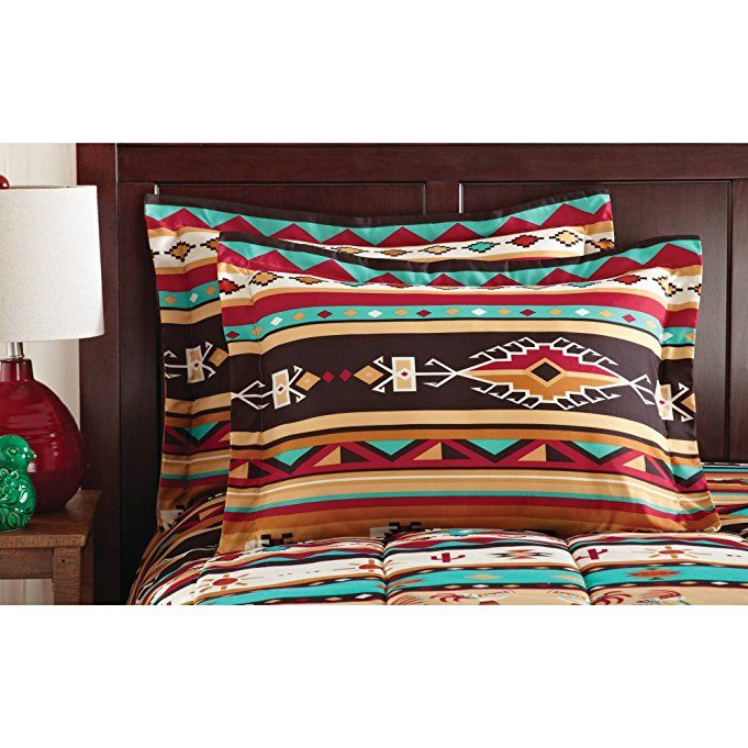 Image result for indian aztec bedding