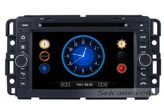 2007-2012 Chevy Chevrolet Tahoe Suburban Express VAN Support Radio Bluetooth 3G WIFI
