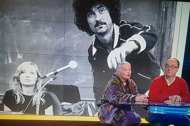 Prof. Jadwiga Staniszkis i Włodzimierz Czarzasty wspominali lata 80. na antenie TVN24.