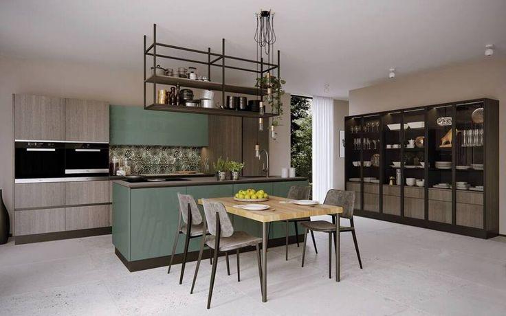 Oltre 25 fantastiche idee su cucina in ardesia su pinterest - Ardesia in cucina ...
