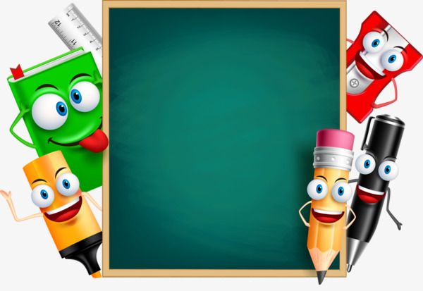 كرتون التعليم السبورة سبورة فنية كرتون قصاصة فنية Png والمتجهات للتحميل مجانا Kids Art Projects School Wall Art Ideas Education Poster Design