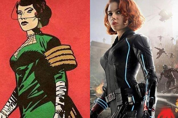 the cast of quotthe avengersquot compared to their original