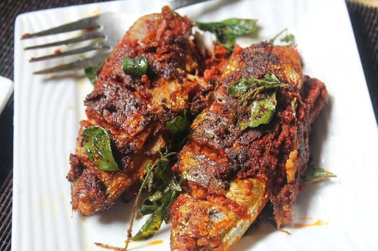 I should admit, even though i am not a big fan of fish, i love fried fish. They are crispy and spicy and tangy and frankly they are not too fishy. I have many many varieties of fried fish recipe in this blog, this is my addition to them. I love them so much, i...Read More