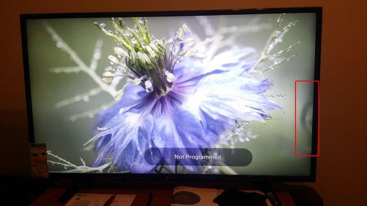 Flanco mi-a inlocuit televizorul LG care a venit cu defect la display