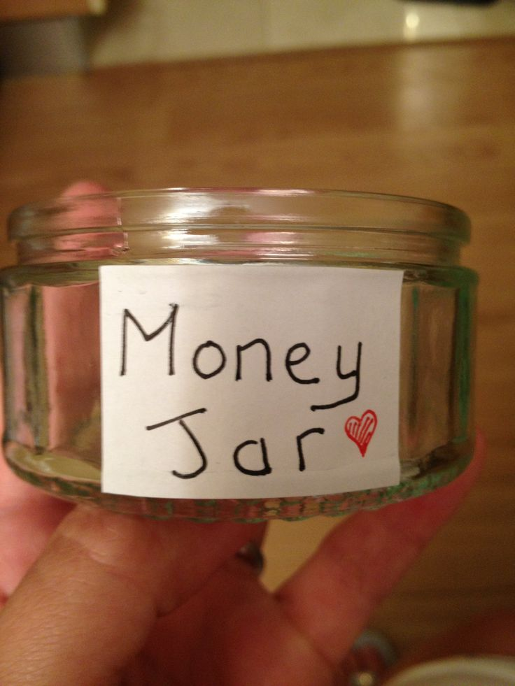 DIY honesty test. Money jar for my first indoor market. Take your purchase & leave payment.