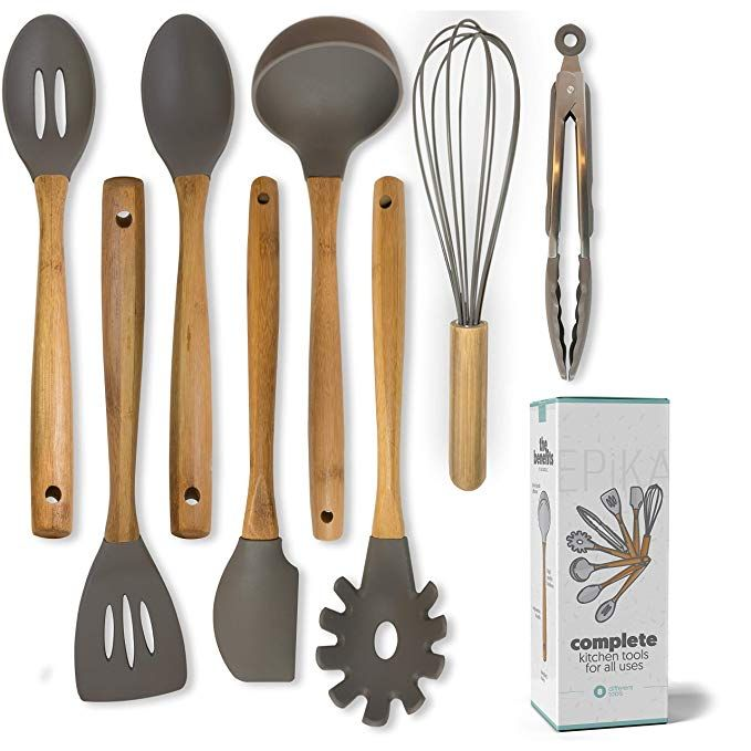 These Eco Friendly Kitchen Tools Are