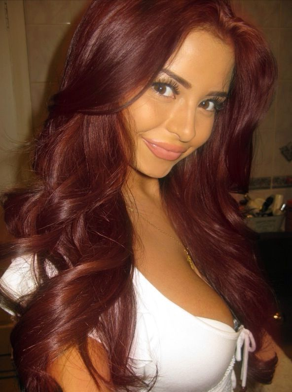 "Stylish Human Hair Extensions 10""-30""Body Wave 50g/bundle Haar Weaving 99J Color"