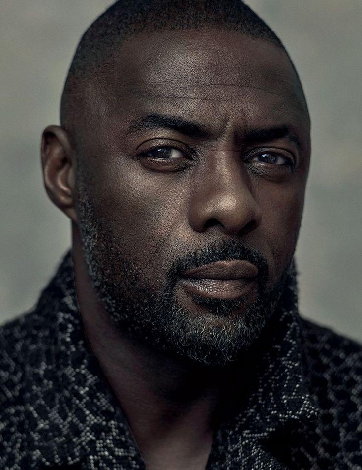 Macbeth Idris Elba Maxim September 2015 Cover Photo Shoot